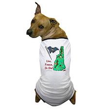 NH-Freeze! Dog T-Shirt