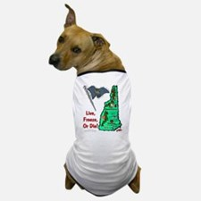NH-Freeze! Dog T-Shirt