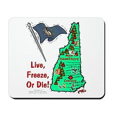 NH-Freeze! Mousepad
