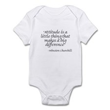 Unique Churchill Infant Bodysuit