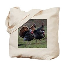Four Gobblers Tote Bag