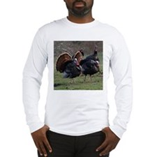 Four Gobblers Long Sleeve T-Shirt
