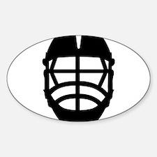 Lacrosse helmet Decal