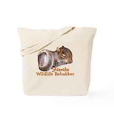 Florida Wildlife Rehabber Tote Bag