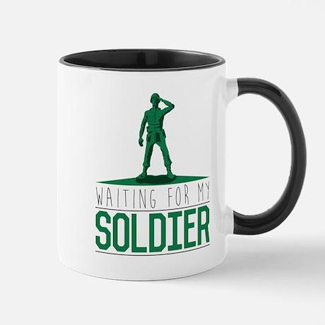 Amry Waiting for my Soldier Mug Mug