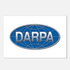 DARPA Logo Postcards (Package of 8)