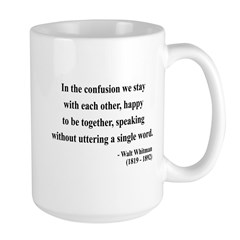 Walter Whitman 4 Mug