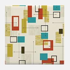Cute Modern Tile Coaster