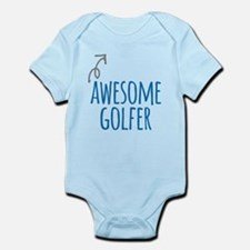 Awesome golfer Body Suit