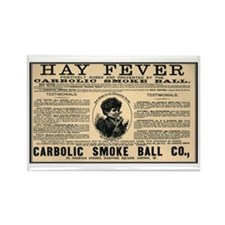 Carbolic Smoke Ball Rectangle Magnet