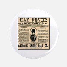 """Carbolic Smoke Ball 3.5"""" Button (100 pack)"""