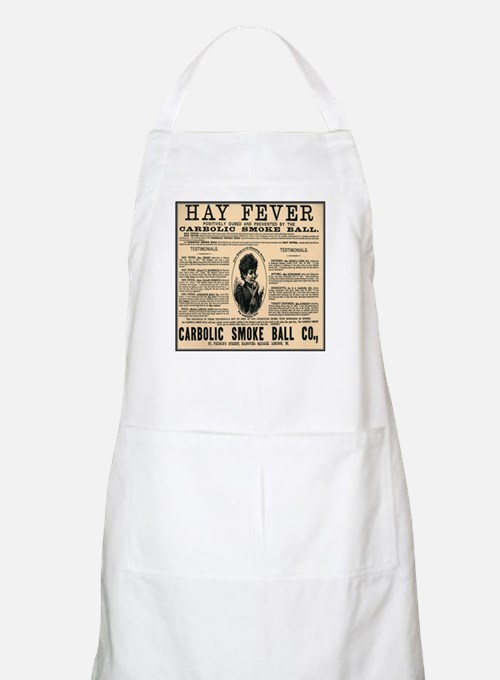 Carbolic Smoke Ball BBQ Apron