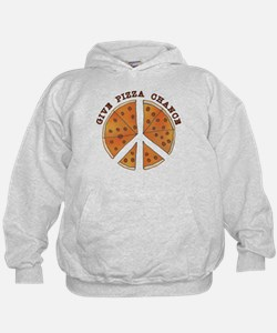 Give Pizza Chance Hoodie