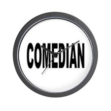 Comedian Wall Clock