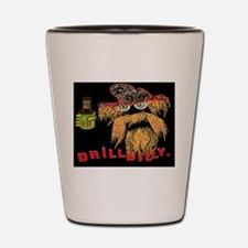 DRILLBILLY OILFIELD INSPECTOR Shot Glass