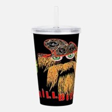 DRILLBILLY OILFIELD IN Acrylic Double-wall Tumbler