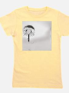 Cute Dandelion seeds blowing in the wind Girl's Tee