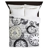 Alice in wonderland Luxe Full/Queen Duvet Cover