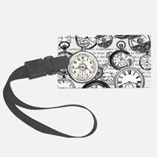White Rabbit Watches Timepiece A Luggage Tag