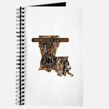 LOUISIANA RIG UP CAMO Journal
