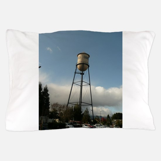 campbell water tower in Pillow Case