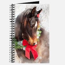 Funny Horse eye Journal
