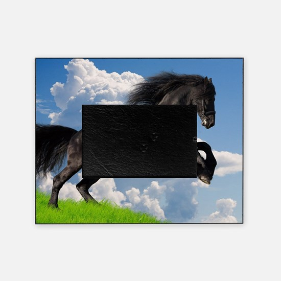 Funny Horse eye Picture Frame