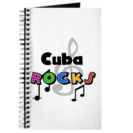 Cuba Rocks Journal