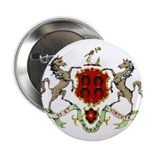 """FARRIER CREST 2.25"""" Button (10 pack)"""