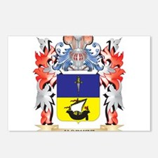 Mcphee Coat of Arms - Fam Postcards (Package of 8)