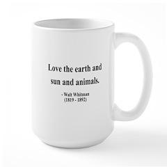 Walter Whitman 9 Mug