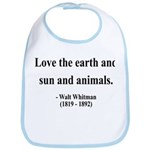Walter Whitman 9 Bib