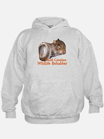 NC Wildlife Rehabber Hoodie