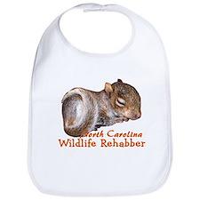 NC Wildlife Rehabber Bib