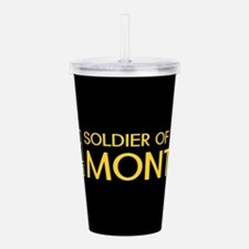 U.S. Army: Soldier of the Month Acrylic Double-wal