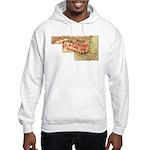 Flat Maryland Hooded Sweatshirt