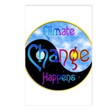 Climate Change Happens Postcards (Package of 8)