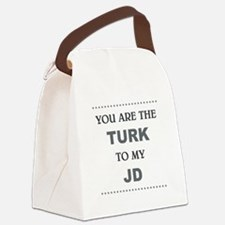 TURK to my JD Canvas Lunch Bag