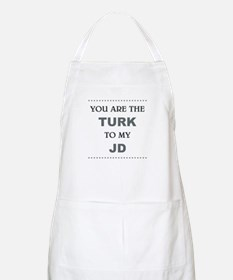 TURK to my JD Apron