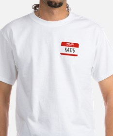 """Hello, my name is Katie""<br> Shirt"