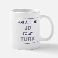 JD to my TURK Mugs