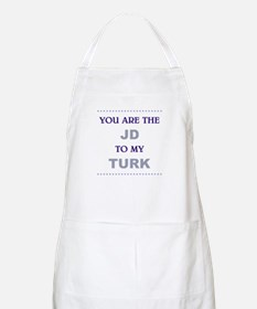 JD to my TURK Apron