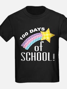 100 Days Of School celebration T-Shirt