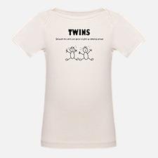 Twins No More Sleeping T-Shirt