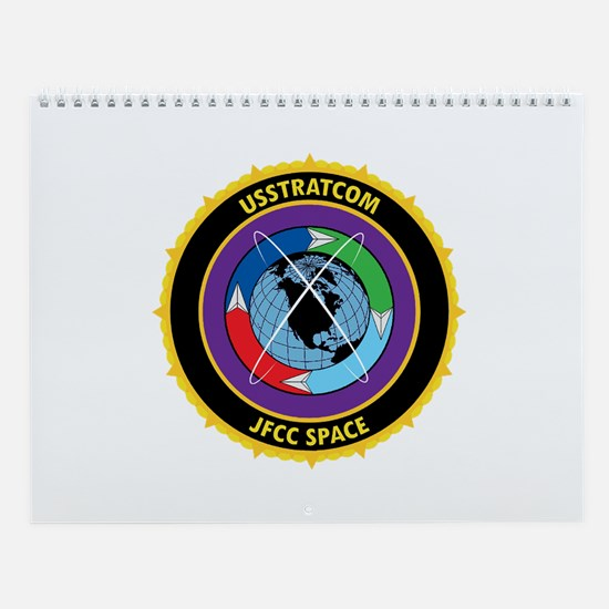 Air Force Science Space Wall Calendar
