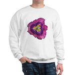 Lavender Eye Daylily Sweatshirt