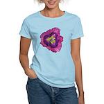 Lavender Eye Daylily Women's Light T-Shirt