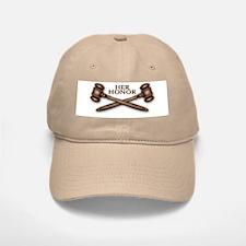 Her Honor Baseball Baseball Cap - Khaki