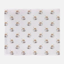 CAPPUCCINO Throw Blanket