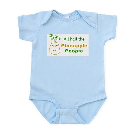 Pineapple People Infant Creeper